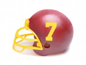 Washington Football helmet